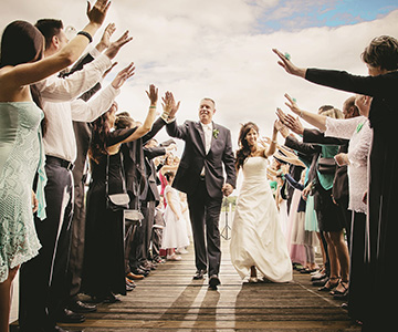 Dream wedding in Denmark